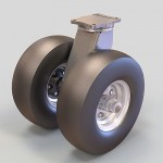 Pneumatic Wheels by Caster Concepts