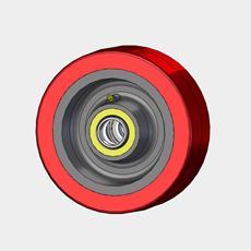 sealed wheel