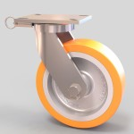 Swivel Lock Casters by Caster Concepts