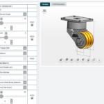 El nuevo Configurador Personalizado de Rodaja se asocia con nuestros clientes e ingenieros durante el diseño