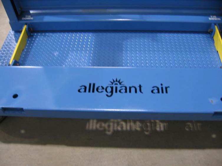 aerospace engine cart