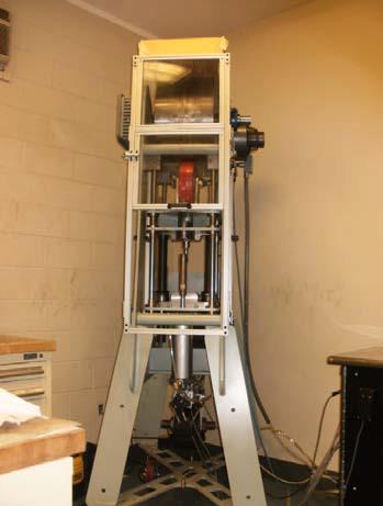 Máquina de Prueba Dinámica de Resistencia de Ruedas