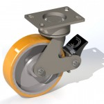 Maintenance free casters by Caster Concepts