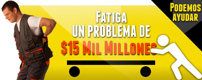 Fatiga, Un problema de 15 mil milliones para los negocios
