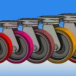 ¿Puede una rueda más grande mejorar la ergonomía de rodajas?
