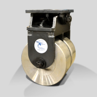 Caster Concepts 2-99 Super Heavy Duty Casters with tapered wheels | Caster Concepts