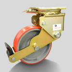 Caster Concepts 83 Series with Lock and Brake | Caster Concepts