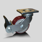 Caster Concepts Twergo 55 Series with brake | Caster Concepts