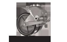 Caster Concepts Adquiere la Línea de Rodaja de Modern Suspension Systems