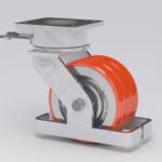 Ruedas para Rodajas Industriales: Diseño Impulsado por Ergonomía