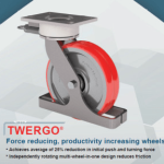TWERGO Industrial Caster Hero for Many Applications