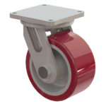 Ergonomic / Maintenance Free Heavy Duty Casters