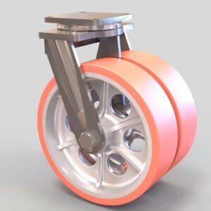 Dual-Wheel