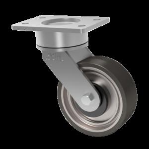 Por Qué Nuestra Rodaja Ergonómica de Uso Pesado Serie 57 es la Opción Ideal