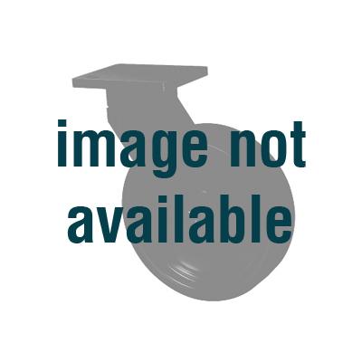Doble Rueda – 16×5 Semi Neumática – Labrado Suave Sin Dibujo – 1590 Kg. Cap – Giratoria