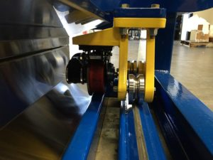 La Rodaja Motorizada Drive Caster™ Facilita las Pruebas