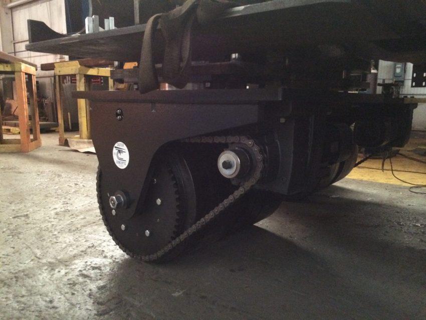Por qué nuestras rodajas de uso Ultra pesado con capacidad de peso de 125,000 kg son increíbles