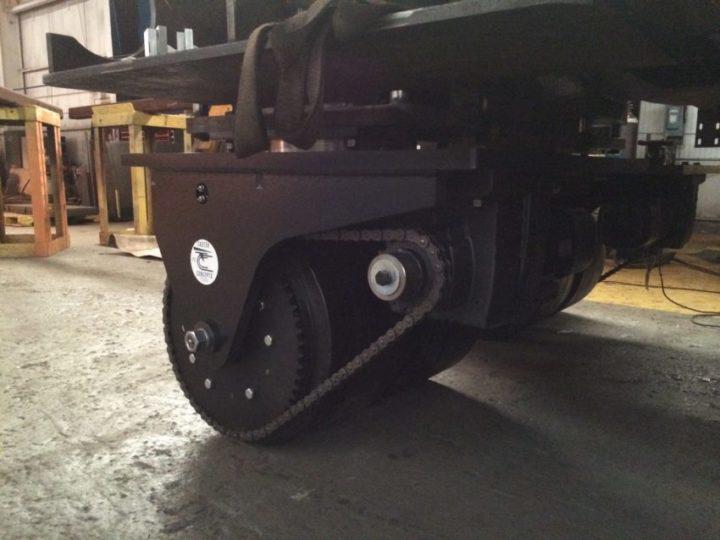 Cómo Nuestras Rodajas de Capacidad de 125,000 kg Pueden Beneficiar a la Industria de Soporte Terrestre