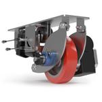 En el asiento del Conductor: Proveedor Automotriz Equipa con Kits Drive Caster™ para Mejorar la Ergonomía y la Eficiencia en las Operaciones de la Planta.